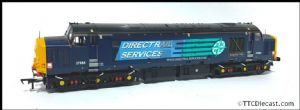 Bachmann / Rainbow Railways 37 - 37688 'Kingmoor TMD' - PRO Renumber / Name